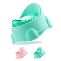 Kids Toilet Potties Seat Chamber Pots Kids Trainers Comfortable Portable Toilet Ring Baby Travel Potty Folding Chair