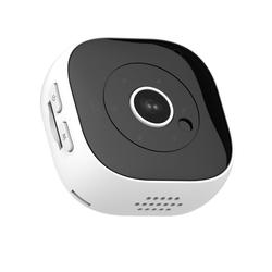 Настоящая 4K 1080P мини-камера, портативная видеокамера DV камера ночного видения, легкая портативная с функцией Wi-Fi обнаружения движения
