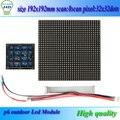 3in1 SMD Full color P6 levou módulo de tela, 1/8 de digitalização, 192 * 192 mm 32 * 32 pixels ; à prova d ' água ao ar livre P6 RGB painel Display LED