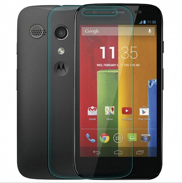 Tempered Glass Screen Protector For Motorola Moto E E2 G G2 G3 X X2 Nexus 6 XPlay XStyle Case Tempered Glass Screen Guard