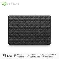 Seagate расширения 3,5 'para ПК, Xbox One y Playstation 4 (3 ТБ, USB 3,0), негр Disco Дуро экстерно де рабочего стола