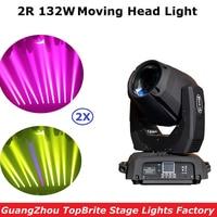 2Pack 132W Strahl Moving Head Dj Disco Party Bühne Lichter High Power 2R 132W Bühne Strahl Wirkung moving Head Licht Freies Verschiffen