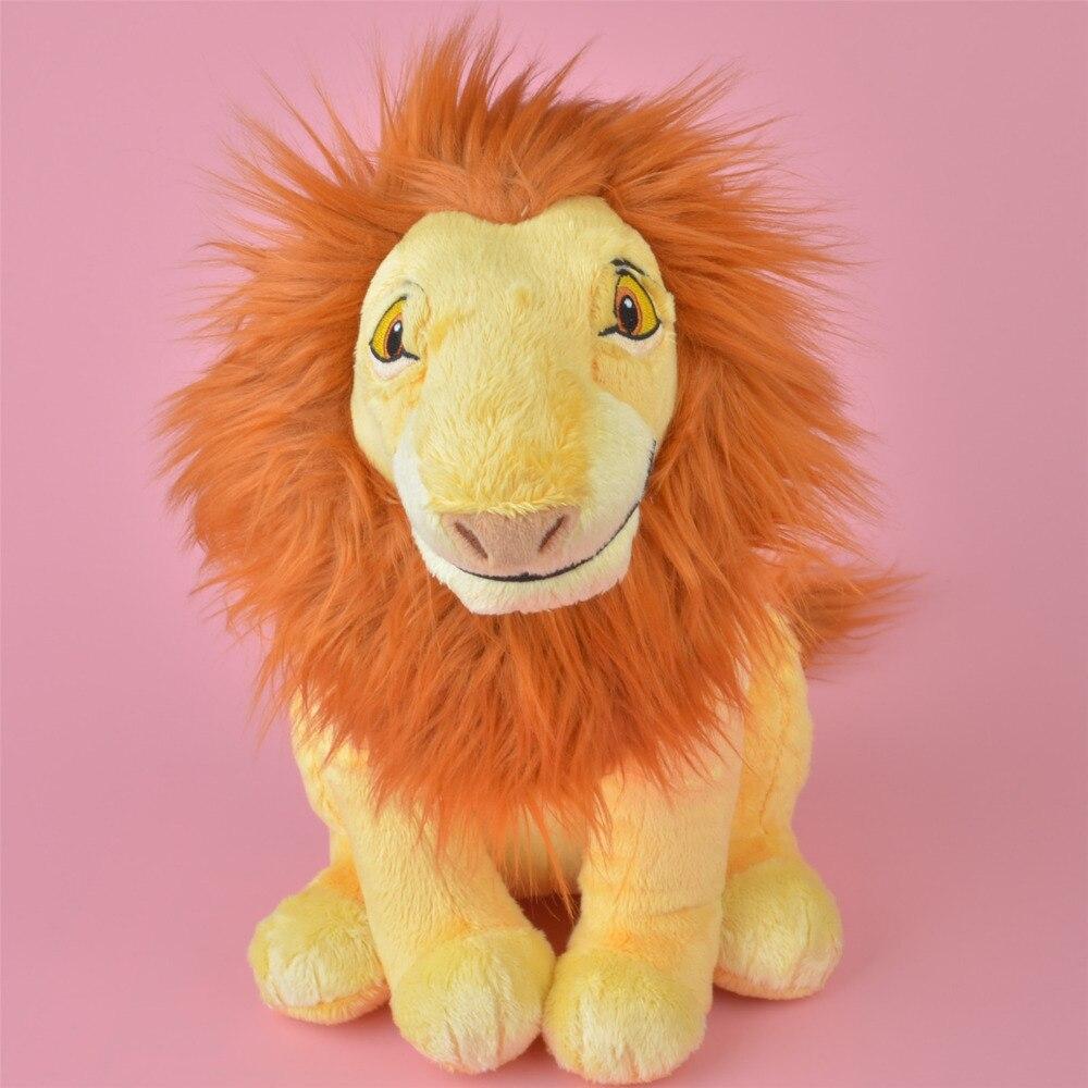 30 см Оригинал заседание Simba Baby Дети Кукла подарок, Король Лев чучела плюшевые игрушки Бесплатная доставка