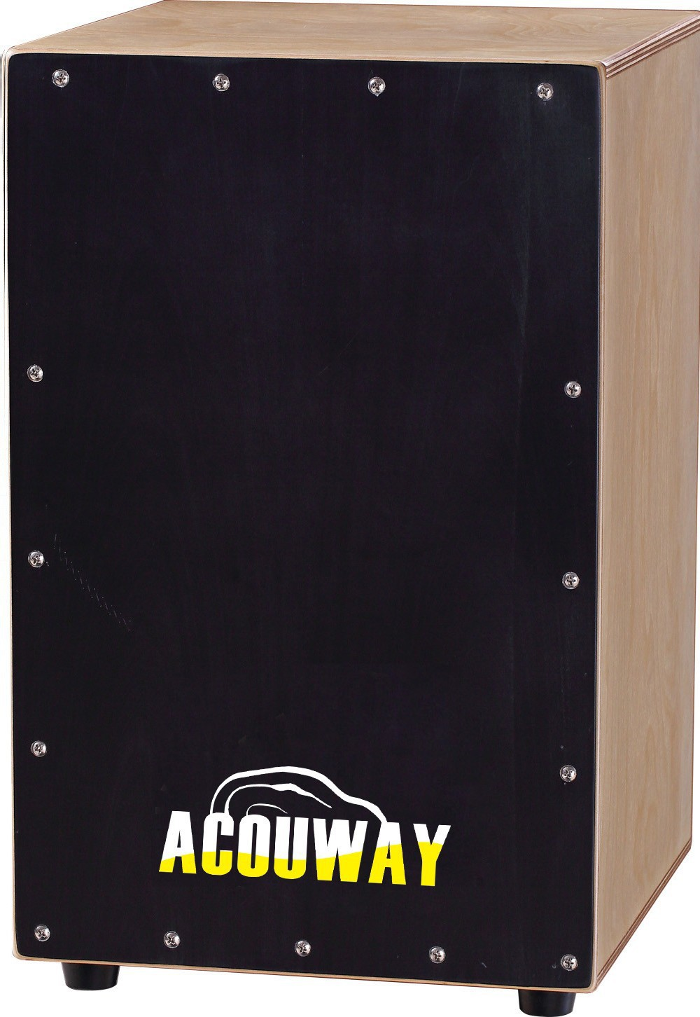 Professional Sale Brand Acouway Acoustic Percussion Flamenco Drum Cajon Also Good Sitting Wooden Stool Chair Box Furniture Percussion Instruments