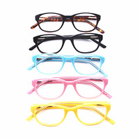 2017 New List Children S Fashion Plate Glasses Frame Trend Cute Students Can Be Equipped With