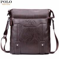 Awen Vintage Unique Hollow Out Bottom Casual Men S Leather Messenger Bags With Rivet Business Mens