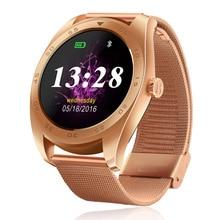 K89 smart watch mtk2502cสนับสนุนh eart rate monitorตื่นขึ้นมาท่าทางกับเปลี่ยนสายสำหรับIOSและA Ndroid pที่ดีที่สุดขาย