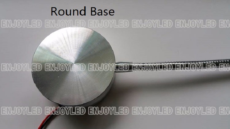 LED-Flexible-Gooseneck-Round-Base