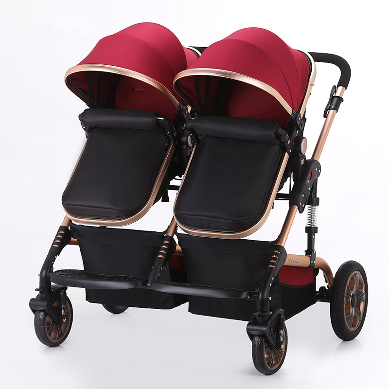 Online Buy Wholesale Twin Strollers From China Twin