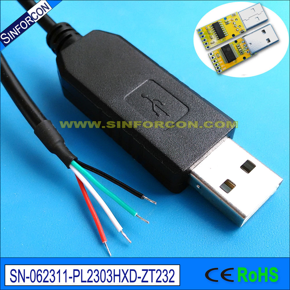 prolific pl2303hxd win7 8 10 Android host usb serial rs232 adapter cable android set top box android tv