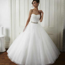 XGGandXRR White Sweet 16 Quinceanera Dress 2018 Ball Gown