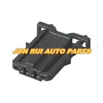 Luz de maletero eléctrica automática de 2 pines/vías, Conector de sensor de altavoces de 3,5mm para VW Audi Skoda 1J0 971 972