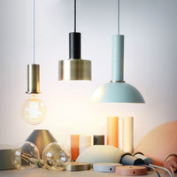 Pendant Lights Decor For Kitchen Lamp Nordic Modern Pendant Light Fixture Kitchen Pendant Luminaire Iron Lampshade