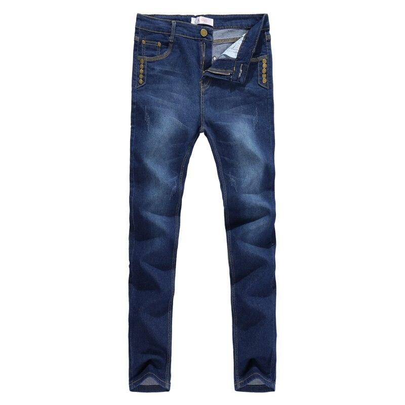 2018 Moda luce del sole Mens Biker Jeans Uomo homme Casuale Blu Denim Disegno Abbigliamento Uomo Cina Jeans di Marca Degli Uomini hombre