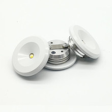 Mini led cabinet light  3W mini downlight 10pcs/lot AC85-265V lamp white or Warm RoHS CE