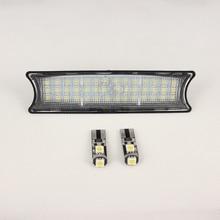LED Освещение Салона Автомобиля Света Купол Крыши Освещения Лампы Авто Лампы E46 (2D 4D)