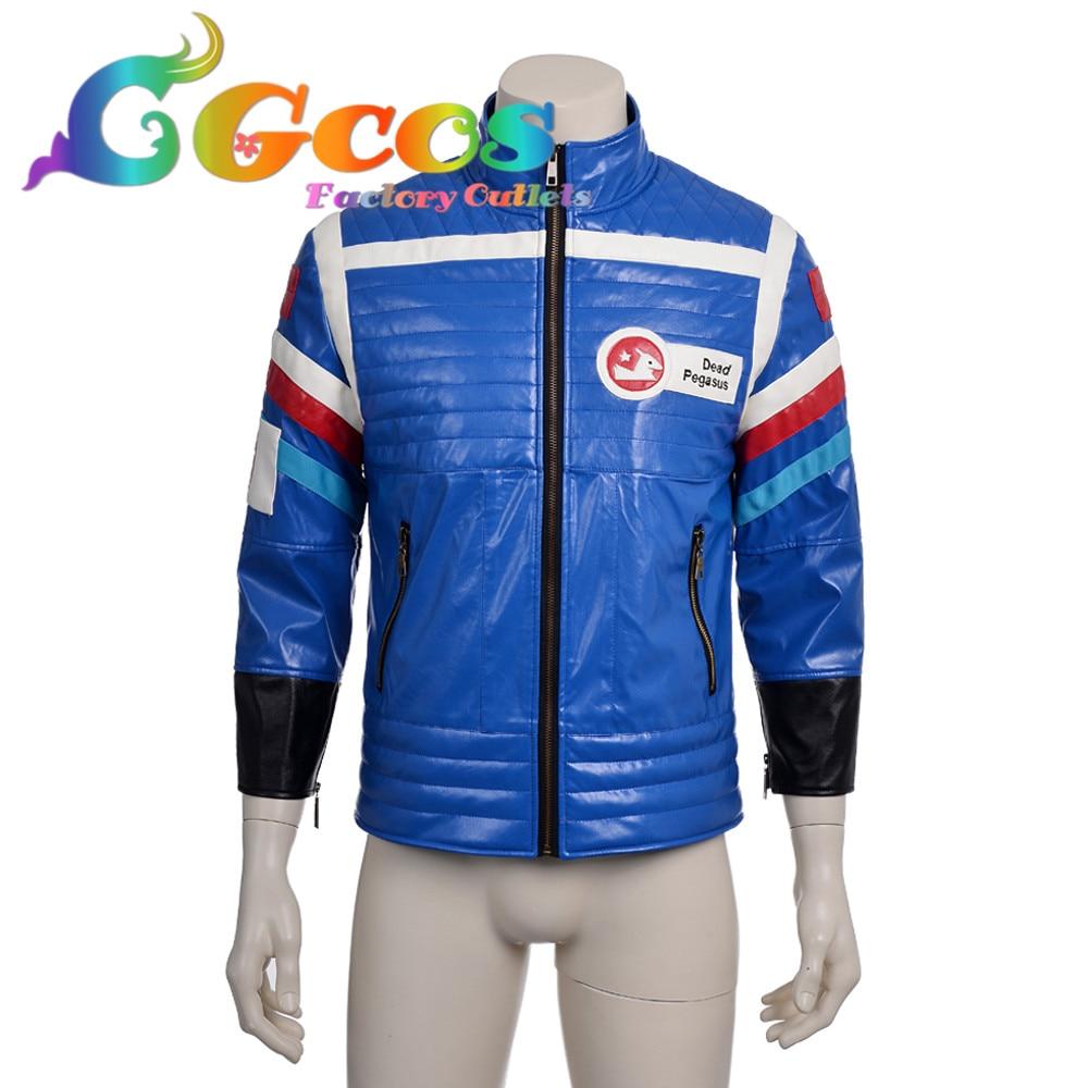 CGCOS Бесплатная доставка Косплей Костюм My Chemical Romance панк группа куртка пальто в стиле рок Розничная/оптовая продажа Хэллоуин Рождественская вечеринка