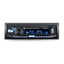 7010B 1din 12V  Car DVD Player Audio CD Multi function vehicle player VCD with Remote Control MP3 play