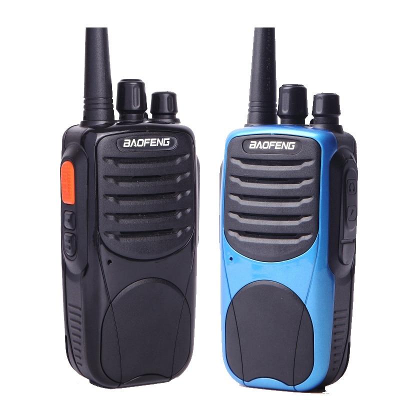 Hot Sale Baofeng BF-999S Plus 8W Walkie Talkie Durable Dust-proof Rain-proof Two Way Radio EU/US Plug Blue Black