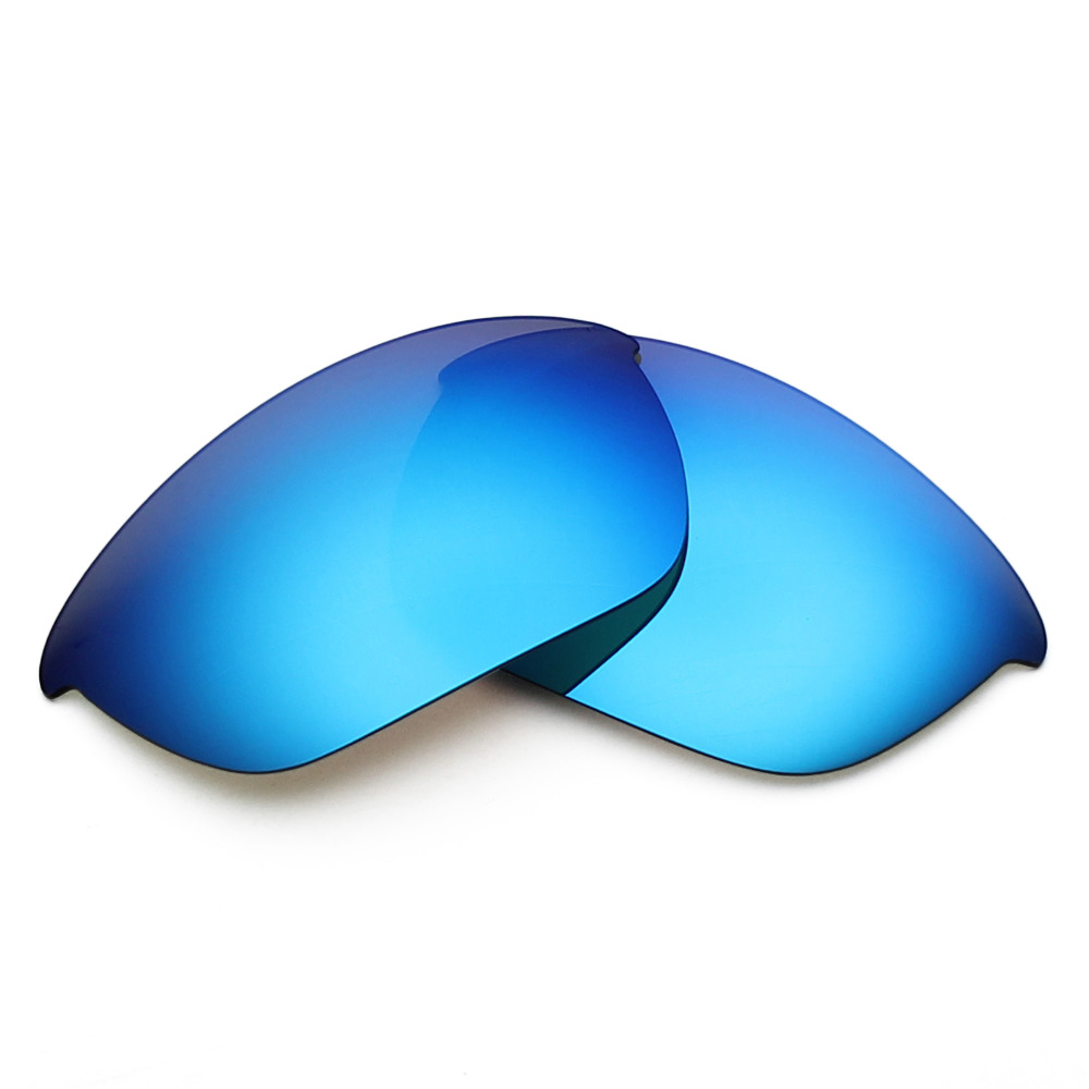 de450328703 Aliexpress.com   Buy 3 Pairs Mryok POLARIZED Replacement Lenses for Oakley  Half Jacket 2.0 Sunglasses Stealth Black   Ice Blue   Silver Titanium from  ...