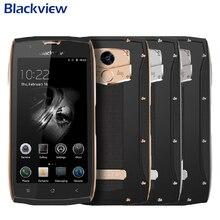 Original Blackview BV7000 Cell Phone IP68 Waterproof RAM 2GB ROM 16GB MTK6737T Quad Core 5.0 inch Fingerprint GPS Smartphone