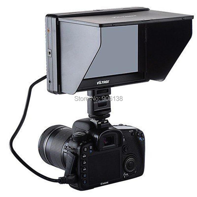Viltrox 7 '' DC-70II Clip-on Color TFT HD Monitor LCD Pantalla 4K - Cámara y foto - foto 2