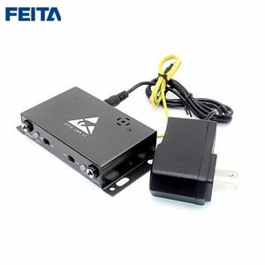 Image 2 - FEITA 209 II Auto alarm Anti statische ESD wrist strap tester Zwei ausgang Anti statische online monitor für Anti  statische Elektronische DIY