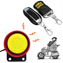 12V Car Dual Remote Motorcycle Accessories Cutting Line Protection Motorcycle Alarm and Anti-Theft Protection Device cheap careslong 0 22kg Plastic Diebstahl-Schutz