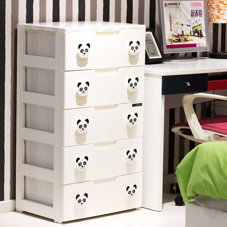High Quality Free Install Plastic Drawer Storage Cabinets Baby Clothes Baby Wardrobe  Lockers Finishing Cabinet Box Of Childrenu0027s Toys In Storage Baskets From  Home ...