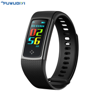 Smart Band S9 Colorful Screen Heart Rate Monitoring Fitness Bracelet Waterproof Wristband Blood Pressure Oxygen For