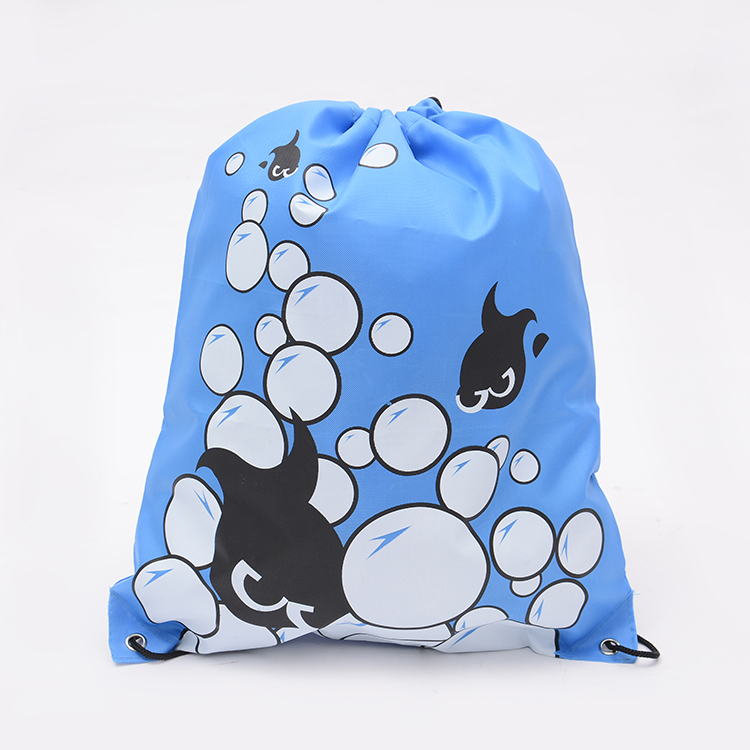 Children Shoe Package Bags Girl And Boys Cartoon Shoes Drawstring Bag