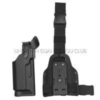 Safariland Model For Beretta 92 96 Airsoft Pistol Tactical Leg Holster Flashlight Accessories