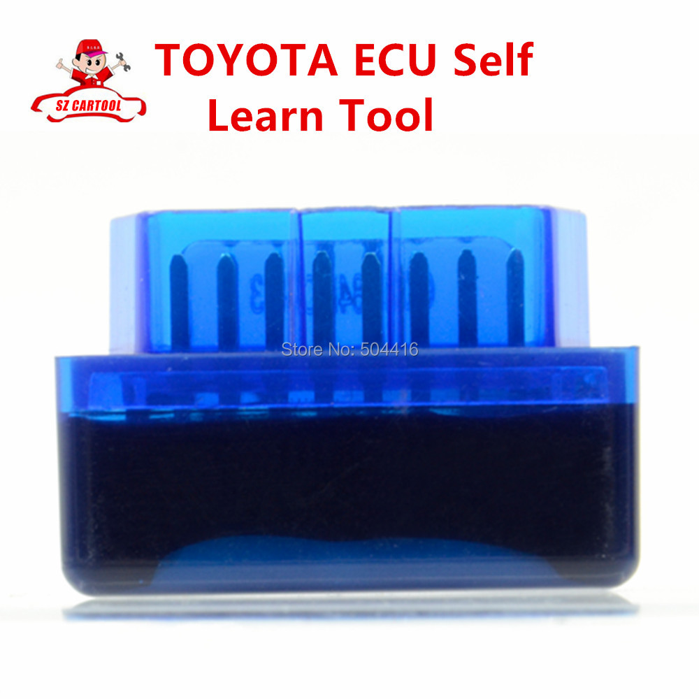 ФОТО 2016 NEW ARRIVAL Hot selling For TOYOTA ECU Self Learn Tool Free Shipping with best price shipping free