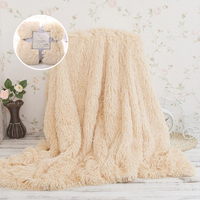 Faux Fur Blanket Soft Fluffy Sherpa Throw Blankets for beds cover Shaggy Bedspread plaid fourrure cobertor mantas Sofa