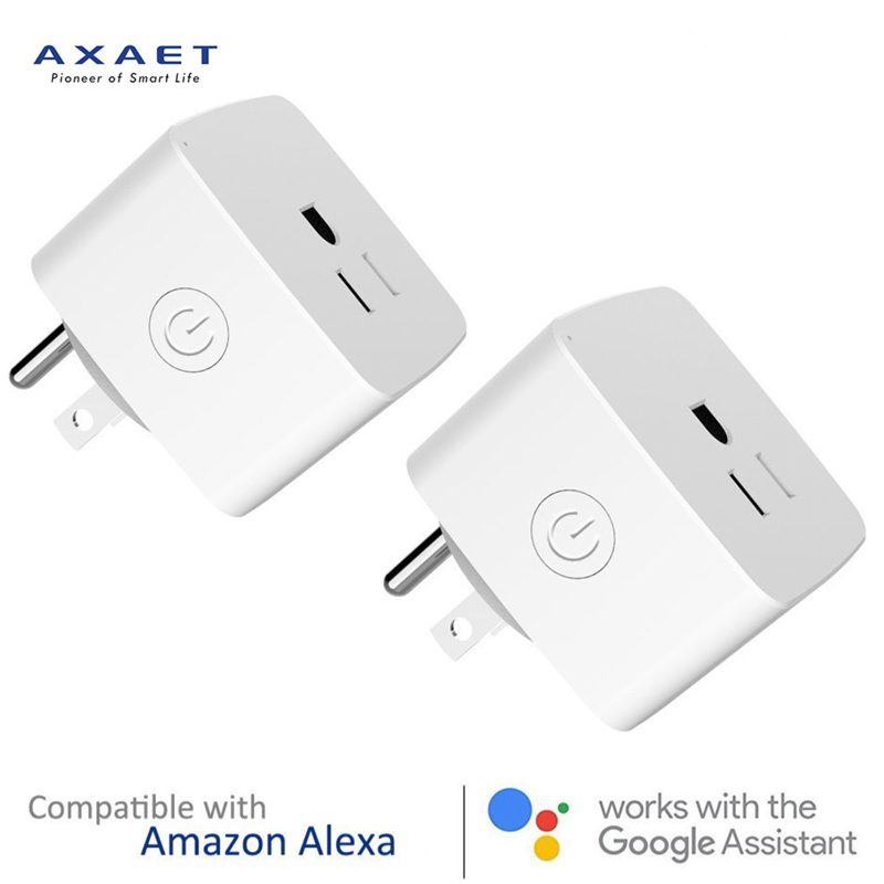 Original AXAET Smart Socket electric plug WiFi Wireless Remote extension socket Adaptor power strip US on and off with phone