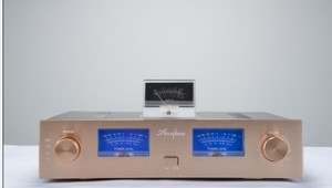 Image 3 - AV Meter AMP case Enclosure / Box / Gold Panel / amplifier chassis /Merge Amplifier Chassis /Iron aluminum chassis