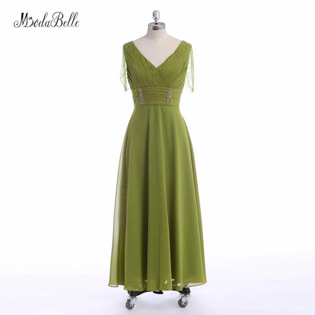 0a795b82f0f modabelle Cheap Formal Mother Of The Bride Dresses Green Pleated Chiffon  Pants Suit Wedding Mother Bride Evening Gown 2017