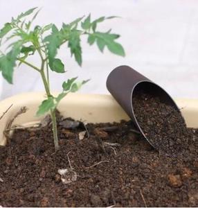 Image 3 - Fashion 17.5*5.5CM Plastic bucket shovel Garden supplies tools, plant, flower Pots Planters Watering Kits 5pc/lot A485