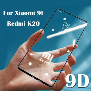 tempered glass phone case for xiaomi mi 9t pro cover Etui Protective Shell Accessories on ksiomi redmi k20 pro k 20 k20pro 9tpro(China)