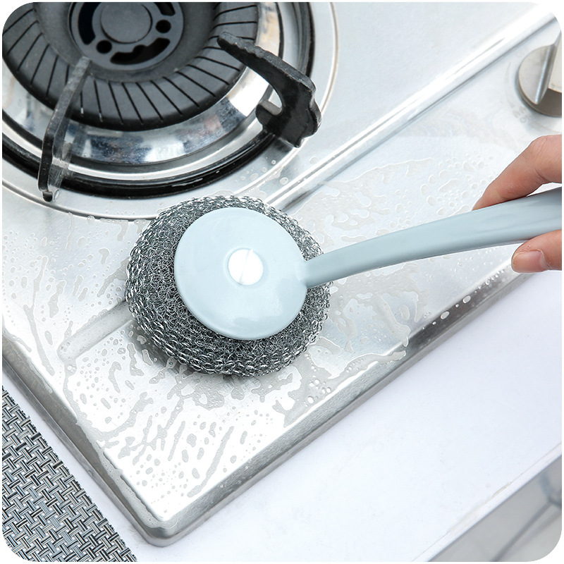 Kitchen Cleaner Brush: Kitchen Wash Tool For Tablewares Kitchen Cleaning Brush