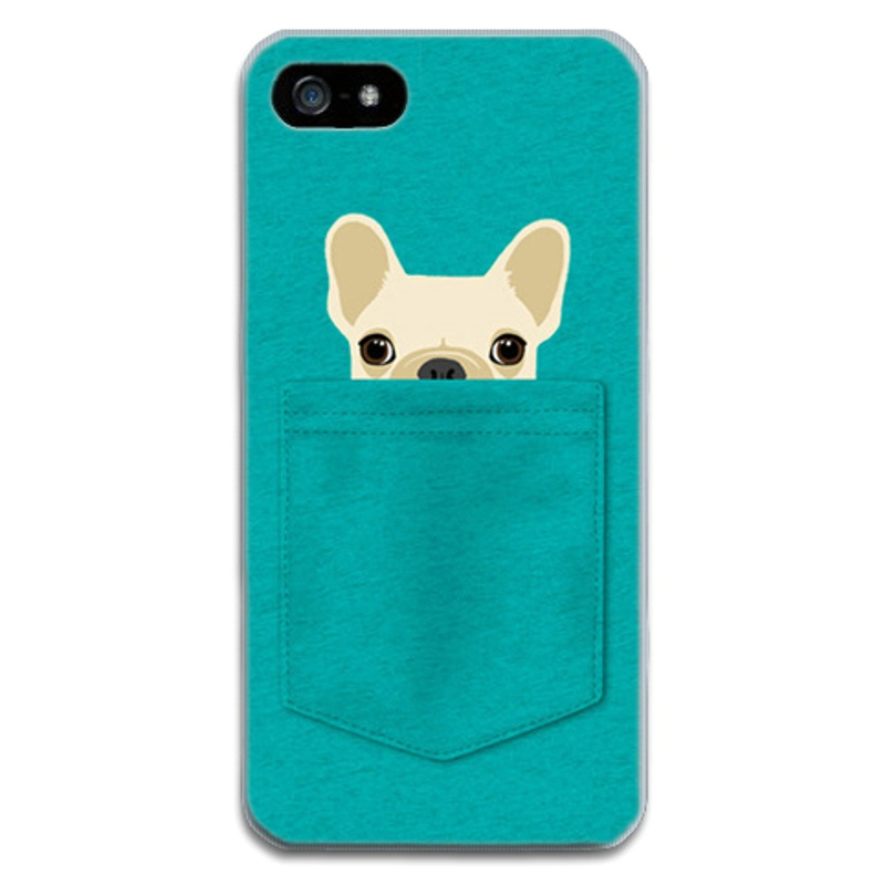 HTB1myNJRpXXXXcGXFXXq6xXFXXXM - Dog Cute Animal Soft TPU Cases For Iphone 5 5S SE Cover Phone Bags Silicon Thin PTC PTC 197