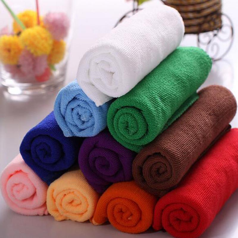 70cm*30cm Hot Sale Square Soft Microfiber Towel,Car Kitchen Cleaning Wash Clean Cloth,Care Hand Towels House Cleaning