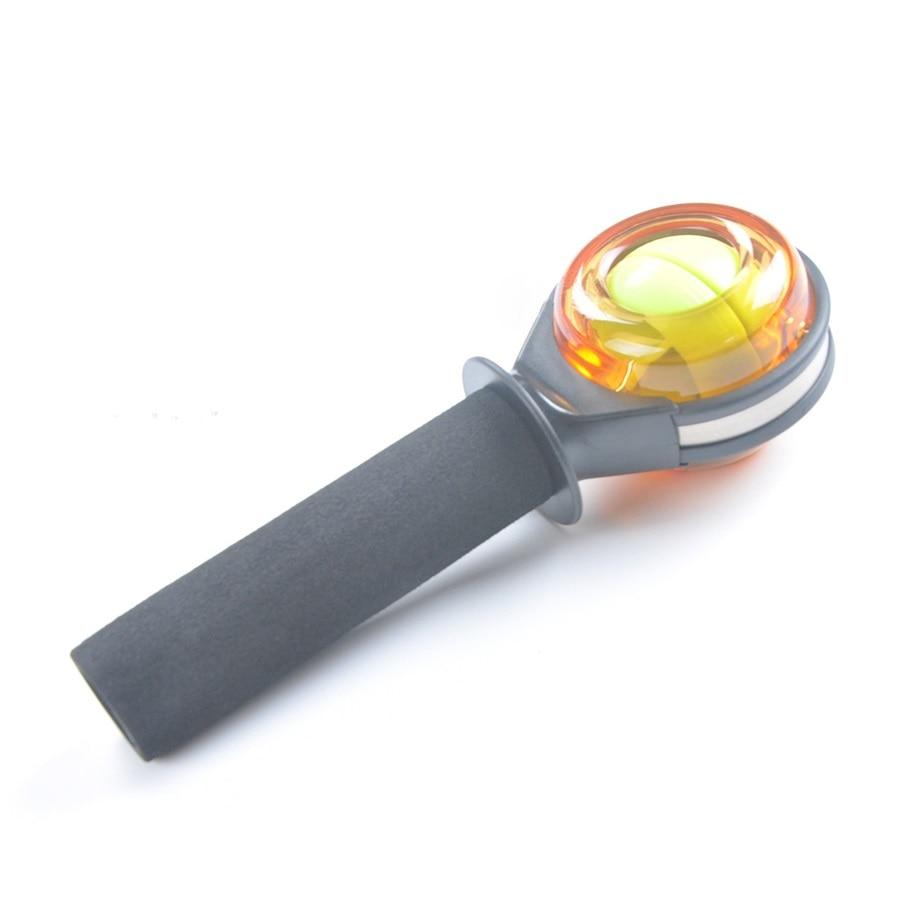 Bola de energia De Pulso De Pulso Novo Giroscópio Ball Wrist Strengthener Gyroscope Bola Wrist Strengthener Bola Braço Ginásio Equipamentos de Ginástica