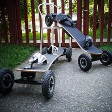 Crownwheel C6 – Offroad Bamboo Electric Skateboard (esk8)