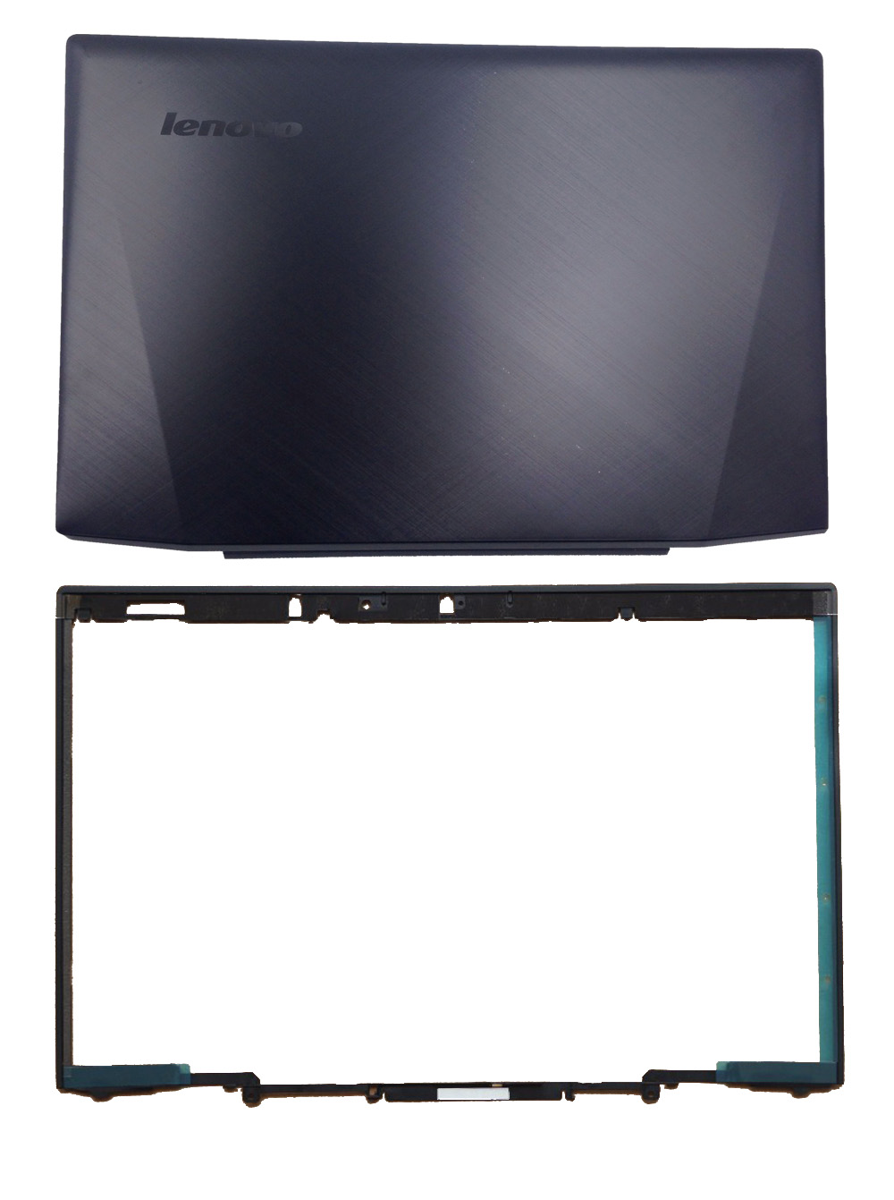 NEW ORIGINALLenovo Y50 Y50-70 15.6 LCD Rear Lid Back Top Cover + Front Bezel Touch Version