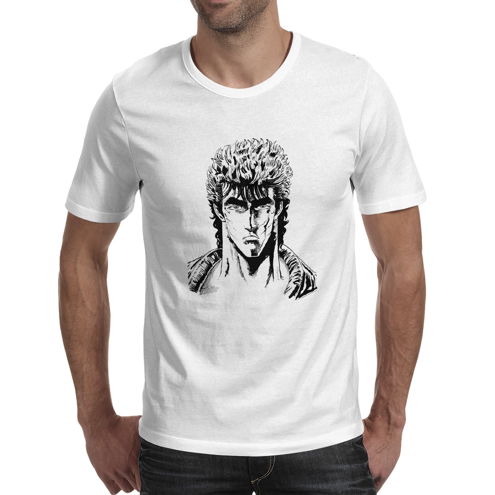 Kenshiro T-shirt Style Anime Creative T Shirt Cool Funny Novelty Women Men Top