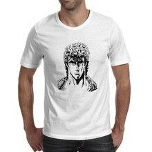 Kenshiro T-shirt Style Anime Creative T Shirt Cool Funny Novelty Women Men Top