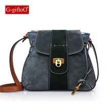Здесь можно купить   2017 Women Real Leather Saddle Bag Retro Bohemian Hippie  Cross Body Over Shoulder Pouch Bag Handbags