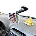 Cobao 360 Graus de Rotação Ventosa Monopé Universal Área de Trabalho Do Telefone Móvel Suporte para Carro Suporte Para Smart phone