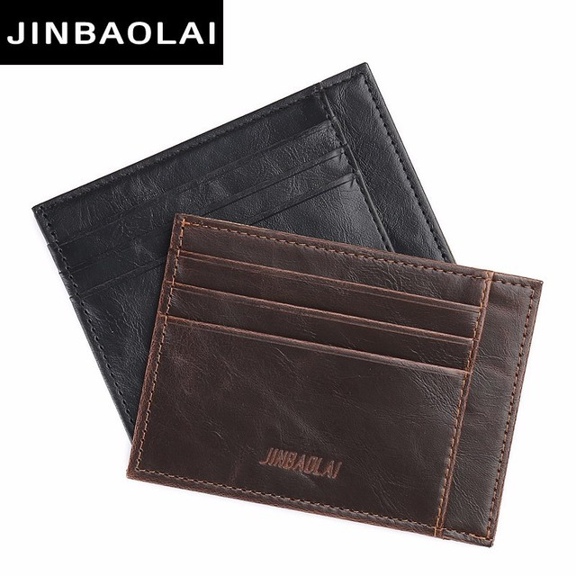 2 color vintage mini wallet business credit id card holder pu 2 color vintage mini wallet business credit id card holder pu leather slim bank case bag reheart Image collections